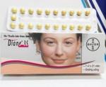 Công dụng và cách dùng thuốc diane 35