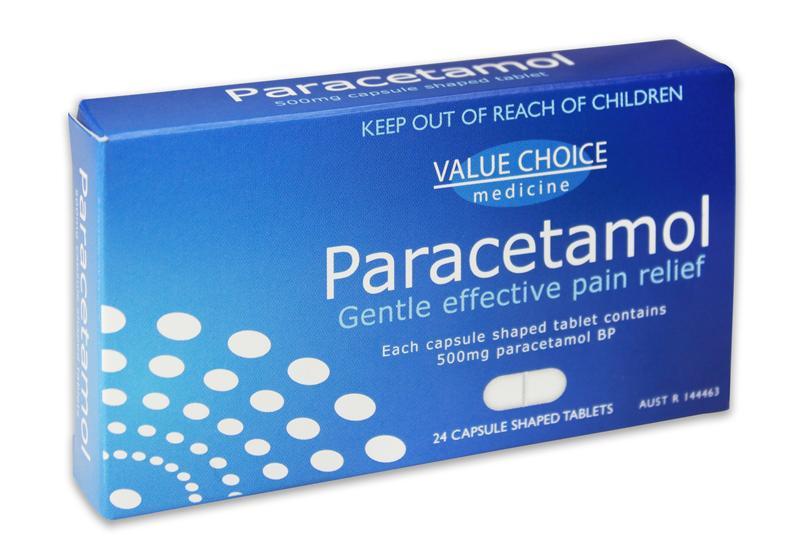 Paracetamol lựa chọn phù hợp cho các bậc phụ huynh