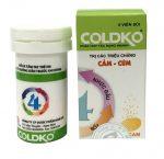 Công dụng và cách dùng của thuốc Coldko